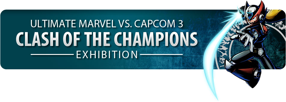 UMVC3 Clash of the Champions Exhibition